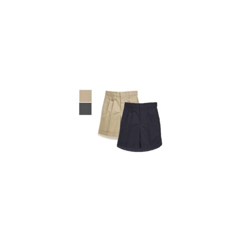 Good Shepherd - Pleated Shorts for Girls