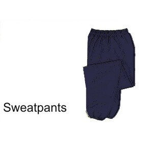 Saint Martha Sweatpants