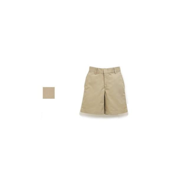 Saint Martha-Boys Flat Front Shorts
