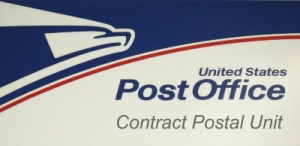 in-store Post office
