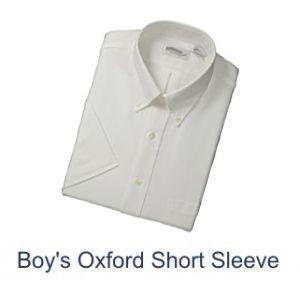 7d6815471d7 Classical Academy-Boys Oxford Dress Shirt - Children s World ...