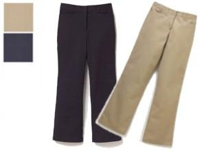 Wakeland Boys Flat Front Pants