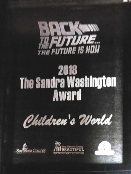 back too the future award